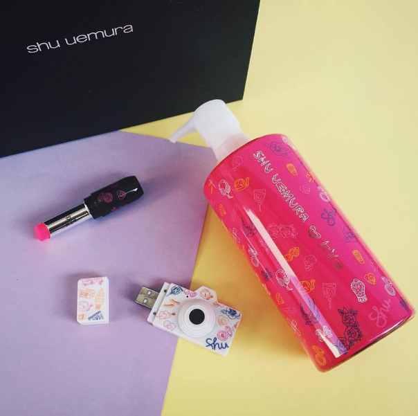 Win Shu Uemura #kyeforshu products at Nylon Singapore