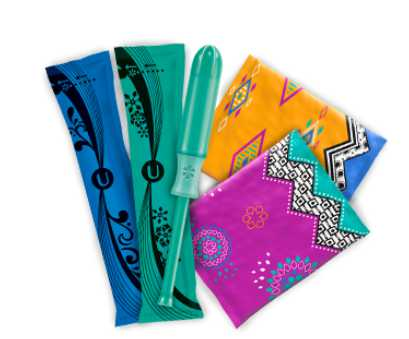 FREE U BY KOTEX® FULL SIZE TAMPONS