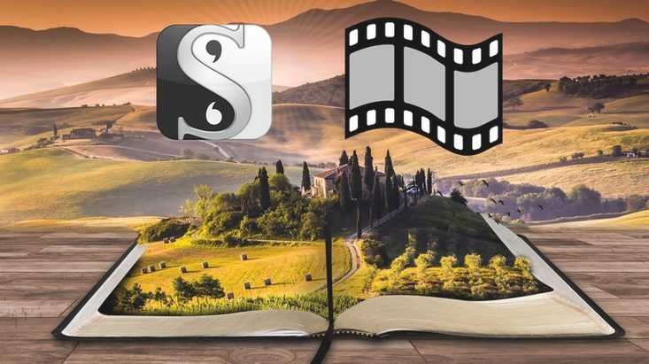#Free Udemy Course on Scripting In Scrivener
