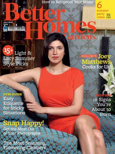 #Free subscription to Better Homes and Gardens