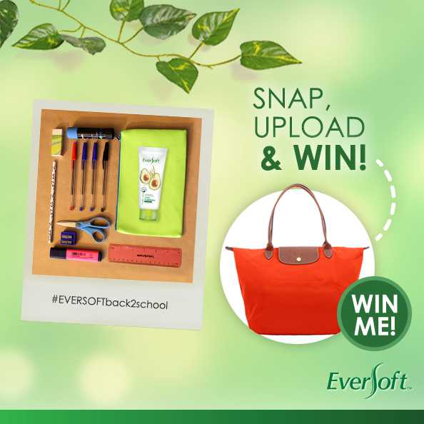 Snap, Upload and Win at Eversoft Skinz