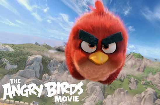 The Angry Birds Movie Ticket Giveaway at San Diego Union Tribune