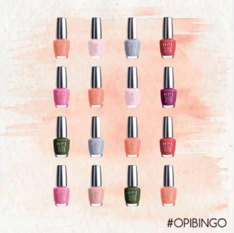 WIN an OPI hamper (worth up to $50) at OPI Singapore