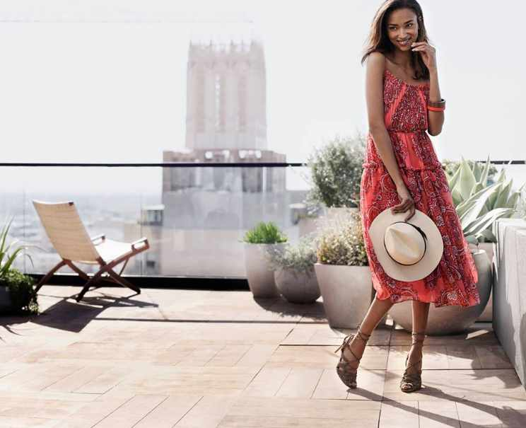 #Win cash vouchers at Banana Republic this Summer