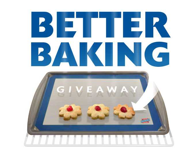 Better Baking Giveaway