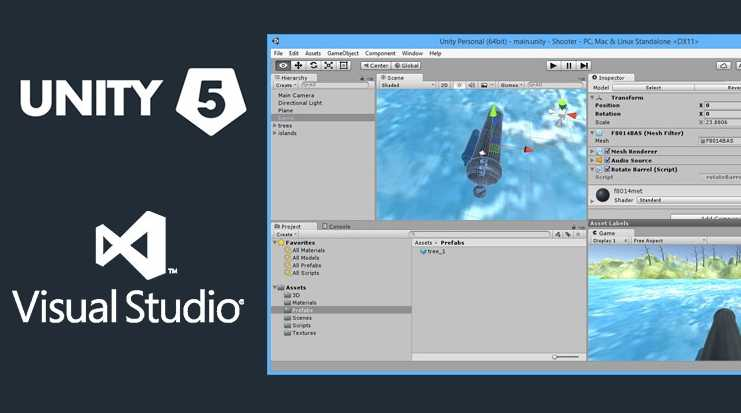 #Free #Udemy Course on UNITY 5 quick start for beginners