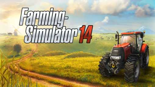 Free iOS Game Farming Simulator 14 By GIANTS Software GmbH