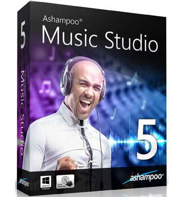 Get a full version of Ashampoo® Music Studio 5
