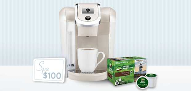 Keurig® The Happy Couple Sweepstakes!