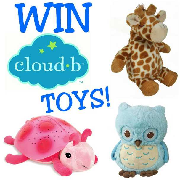 WIN Cloud b toys at Hamleys Singapore