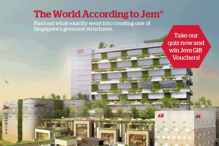 WIN Jem Gift Voucher at Sustainability Quiz 9