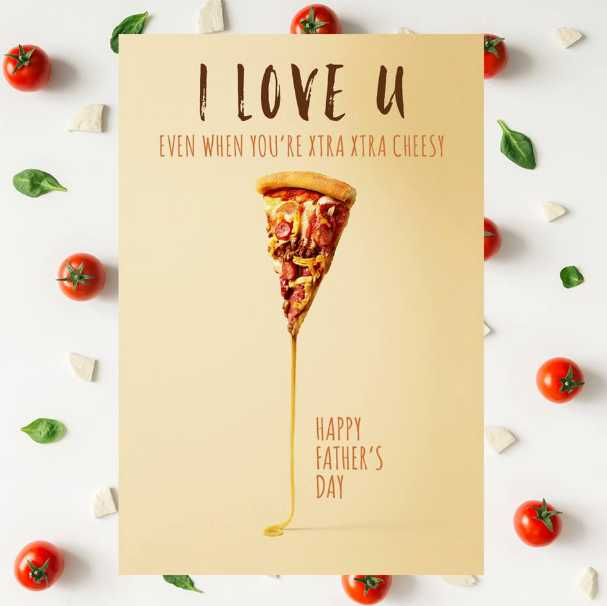 #Win a bottle of Burberry perfume this Father's Day at Pezzo Pizza SG #giftout