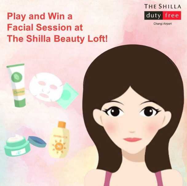 Win yourself a facial treat at The Shilla Beauty Loft