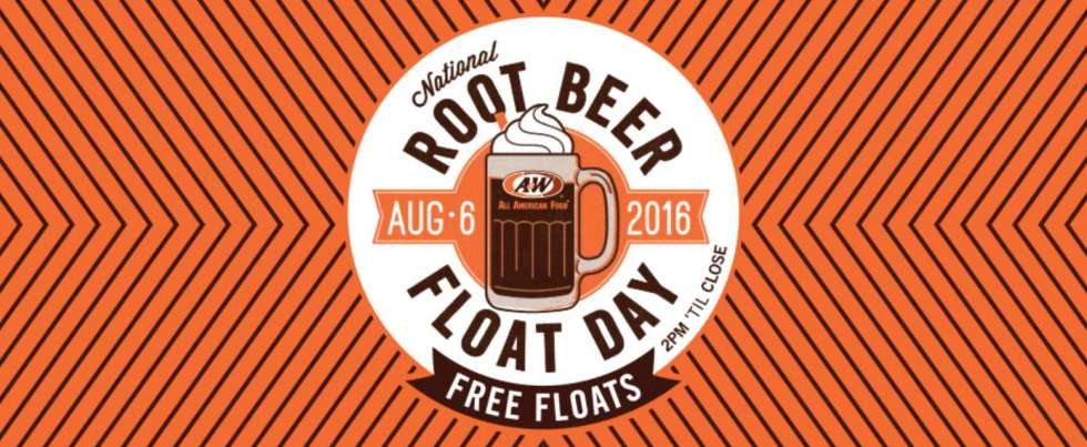 #FREE Root Beer Float at A&W