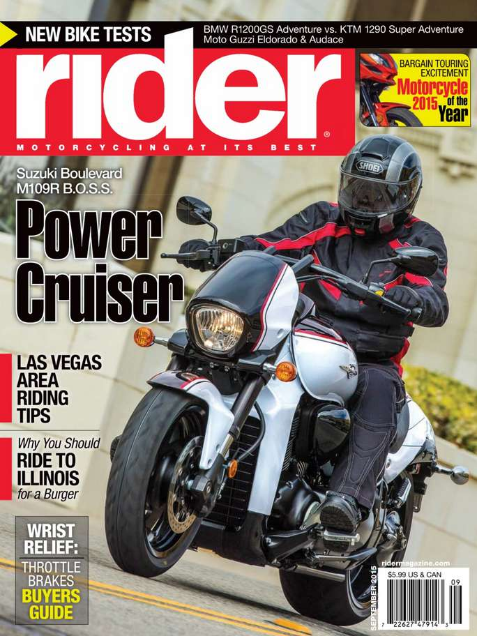 #FREE one-year subscription to Rider