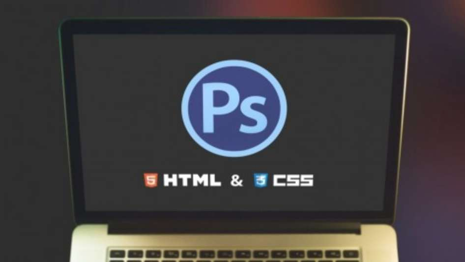 #Free #Udemy Course on Beginner Photoshop to HTML5 and CSS3