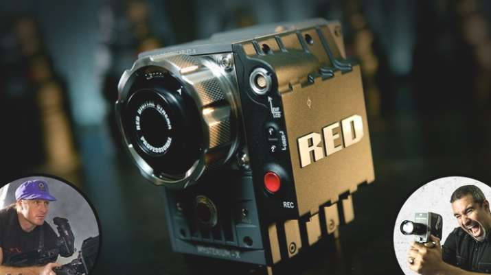 #Free #Udemy Course on Introduction to RED Cinema Camera Online Film School