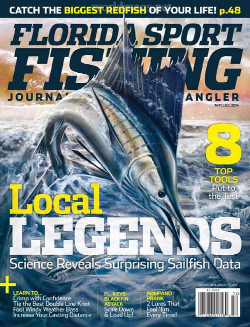 Get Sport Fishing for #FREE!