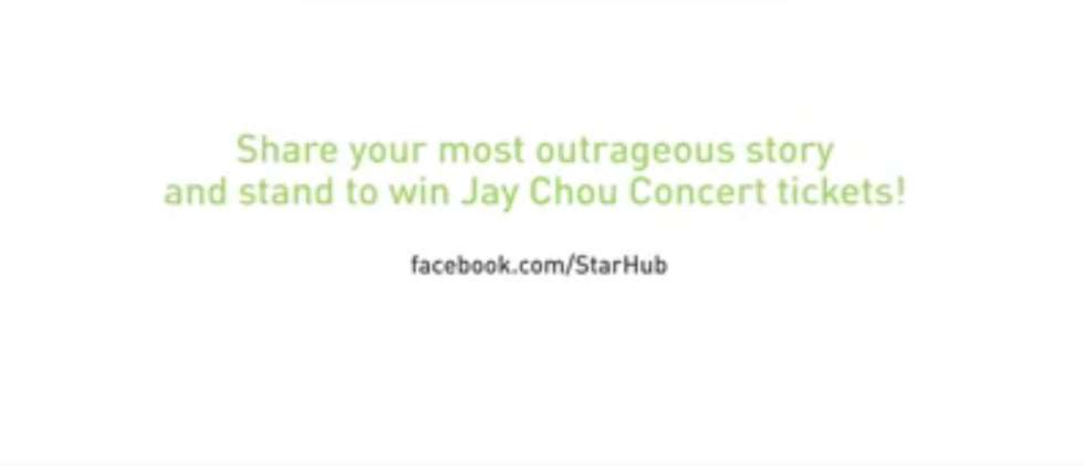 #WIN Concert tickets to Jay Chou The Invincible at Starhub
