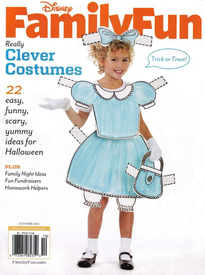 #FREE one-year subscription to Family Fun Magazine