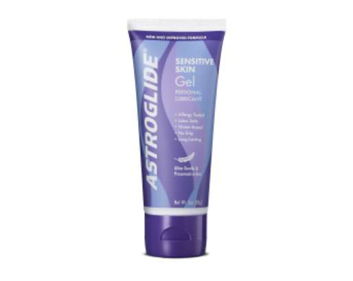#Free #Astroglide Sensitive Skin Gel Sample