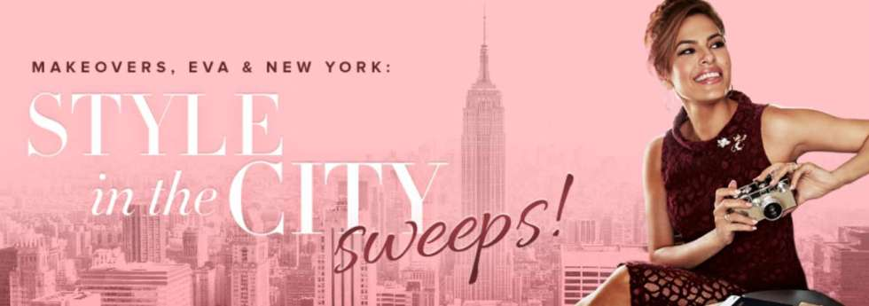 Enter for a chance to win a trip for two to New York