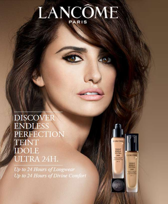 #Free Lancome Teint Idole Foundation Sample