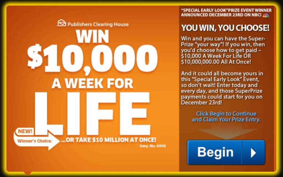 publisher-clearing-housewin-10000-a-week-for-life