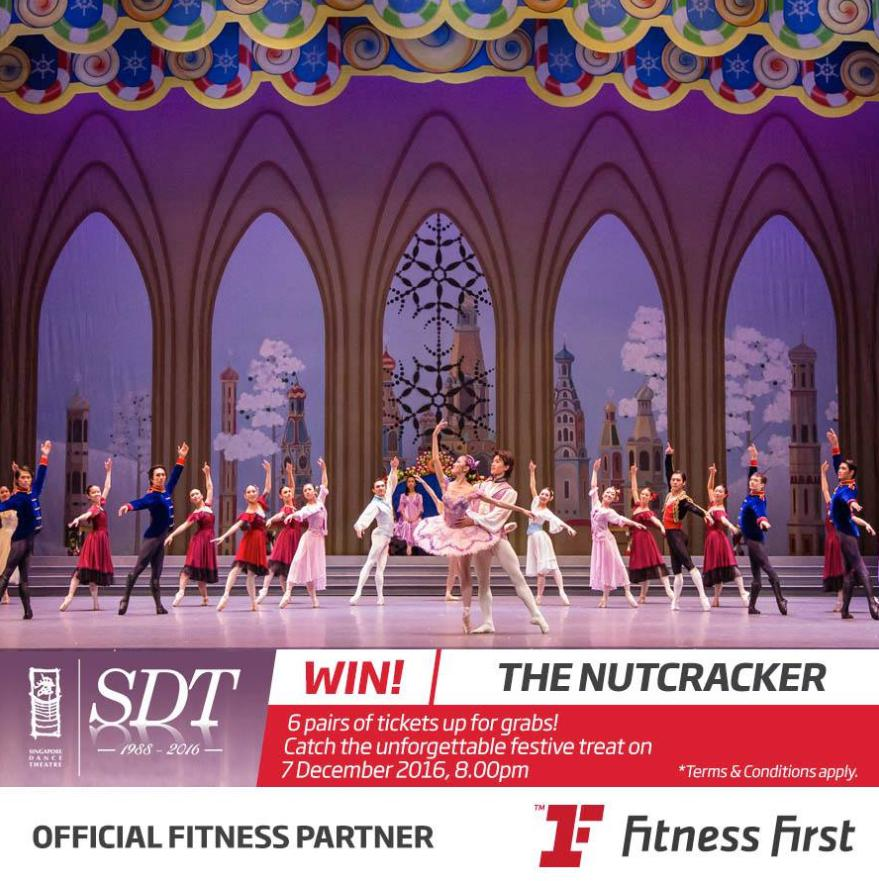 win-tickets-to-the-nutcracker-at-fitness-first-singapore