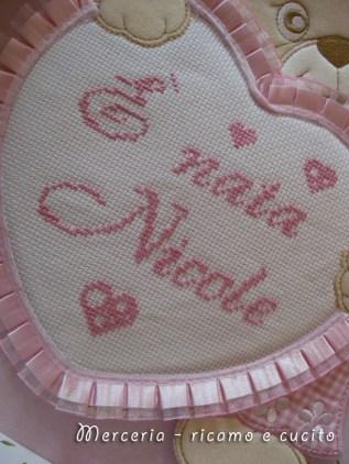 coccarda-fiocco-nascita-cuore-orsetto-è-nata-Nicole