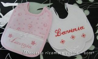 Corredino neonata per nascita Lavinia