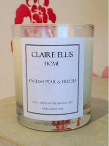 Image depicting single example of Luxury scented Candles