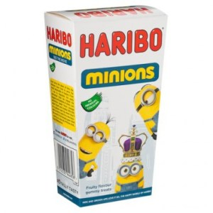 Picture of Haribo Minions Gift Box