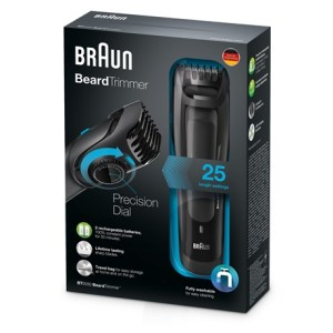 Image of Braun BT 5050 Beard Trimmer in Packaging