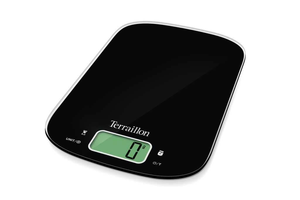 Neo Cook Jam, Terraillon Kitchen Scales with Jam Function
