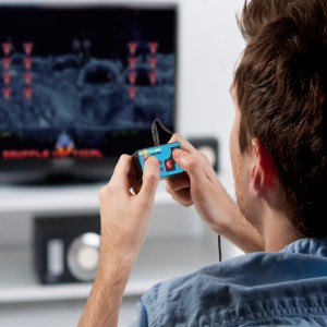 Image showing the Retro TV Games Controller in action.