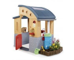 Image of the Little Tikes Go Green Playhouse.