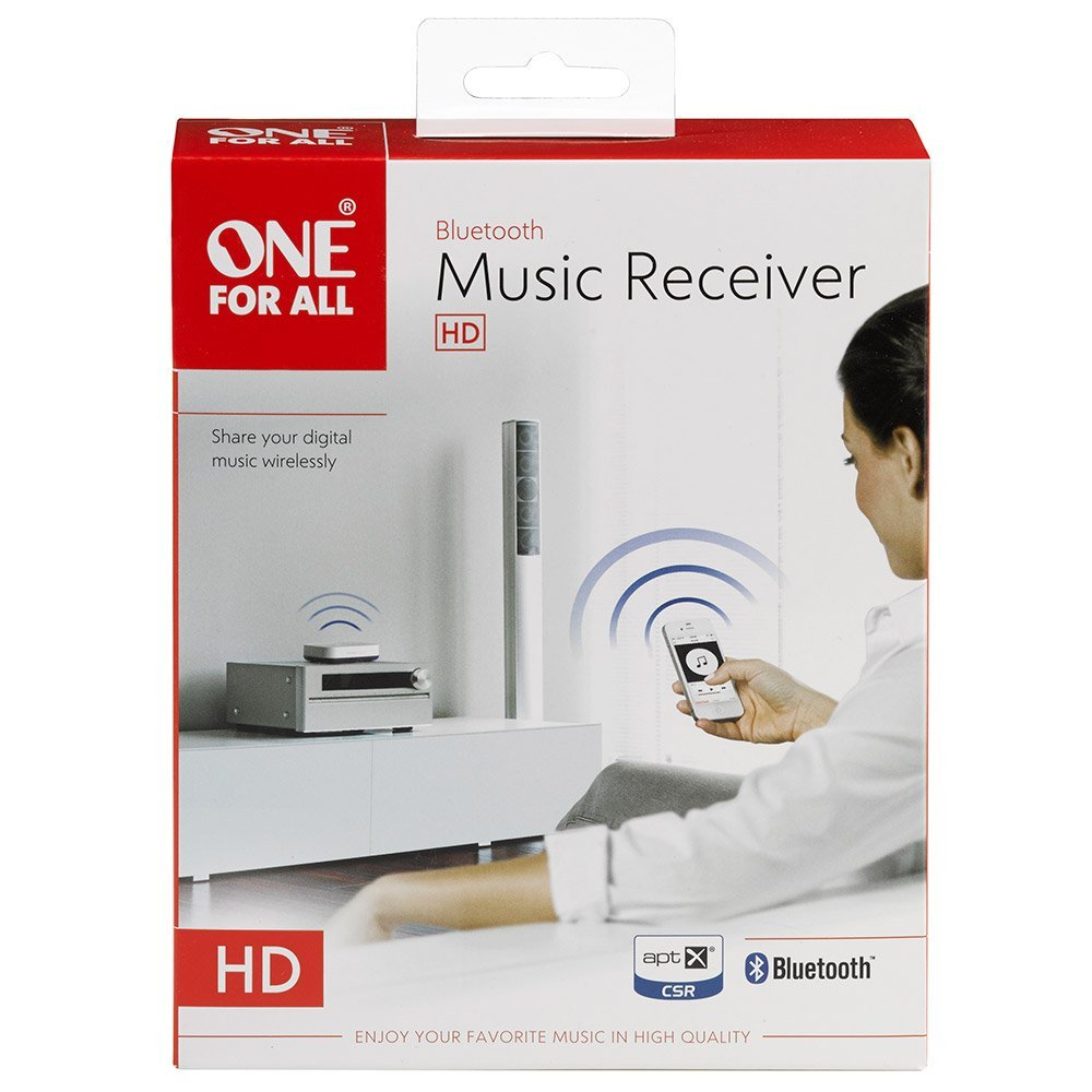 One For All Wireless Music Receiver Hd Gifts 4 You