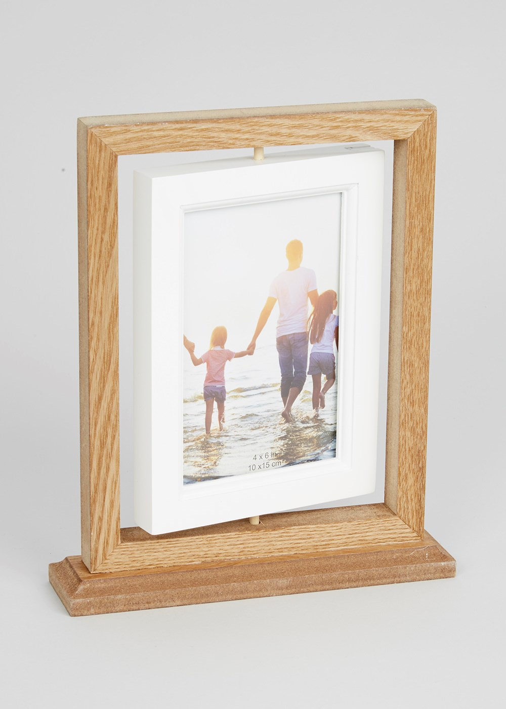 Image showing Rotating Photo Frame