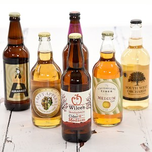 Best of British Beer 6-Pack of Cider