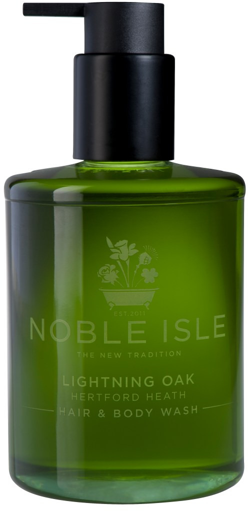Noble Isle Lightning Oak Hair & Body Wash