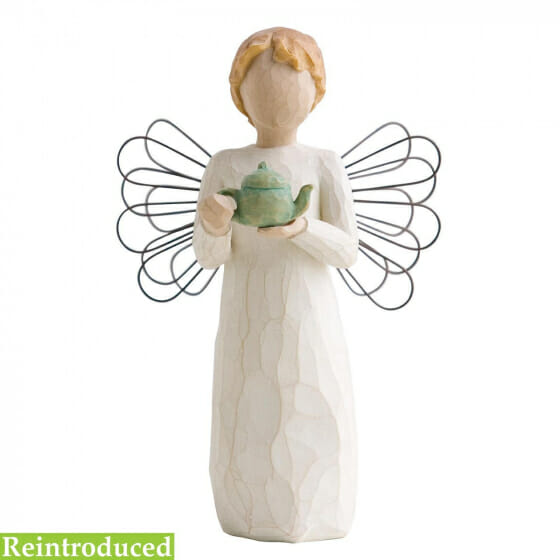 """WILLOW TREE ANGEL OF THE KITCHEN - 5.5"""" 26144"""