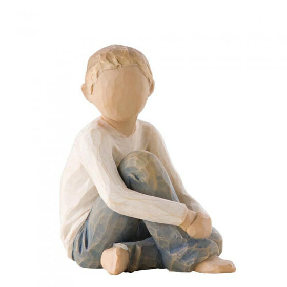 """WILLOW TREE CARING CHILD - 3.0"""" 26228"""