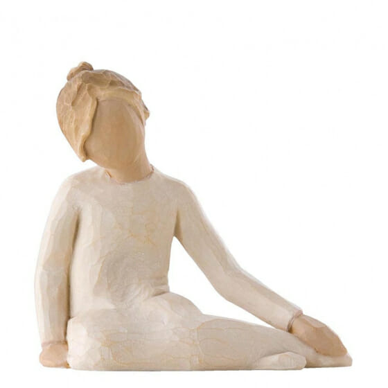 """WILLOW TREE THOUGHTFUL CHILD  - 3.0"""" 26225"""