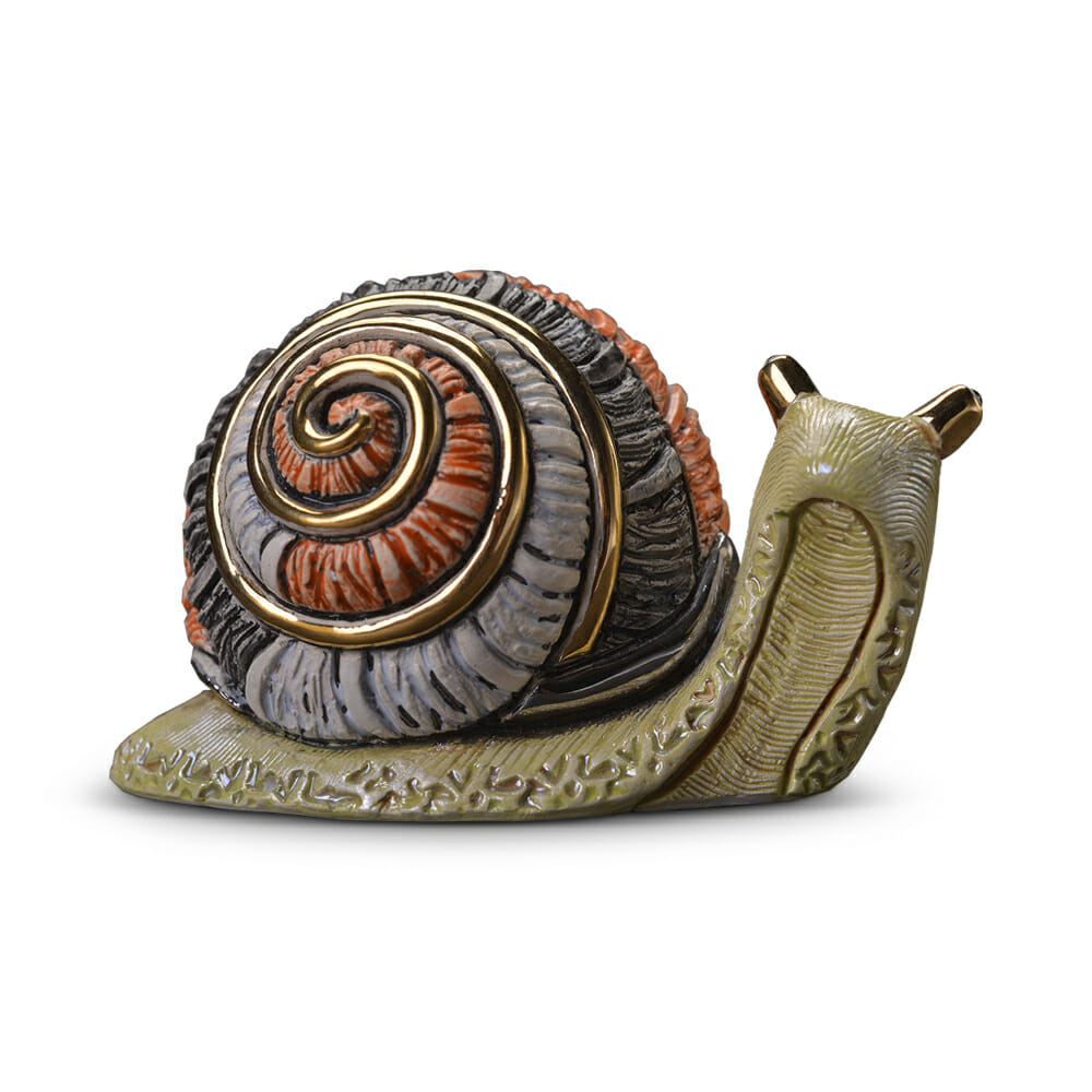 RINCONADA  SNAIL 10x7x7cm F207 - SOLD OUT