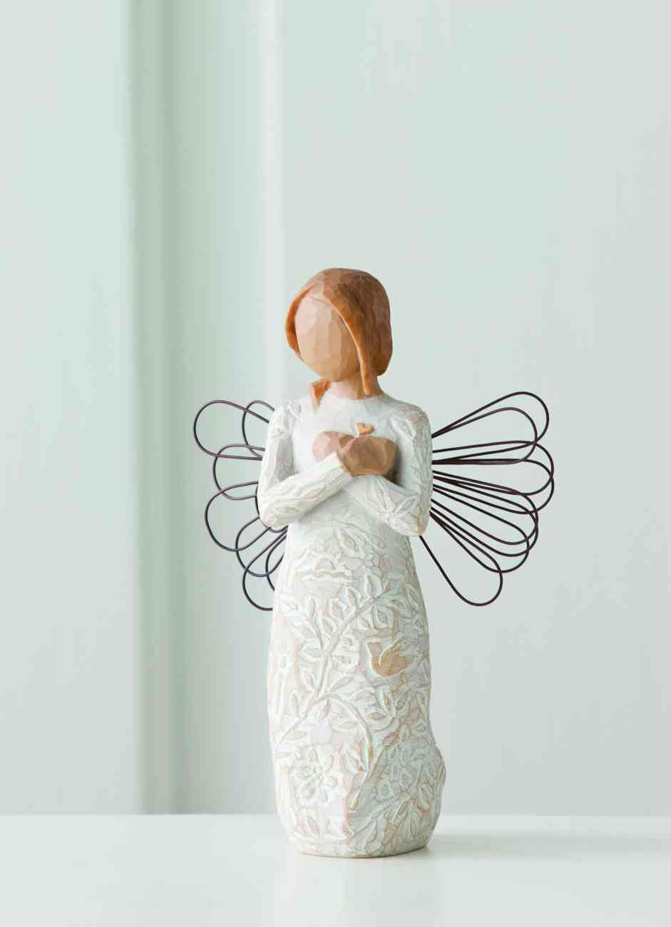 """WILLOW TREE REMEMBRANCE ANGEL  26247 5""""H - SOLD OUT"""