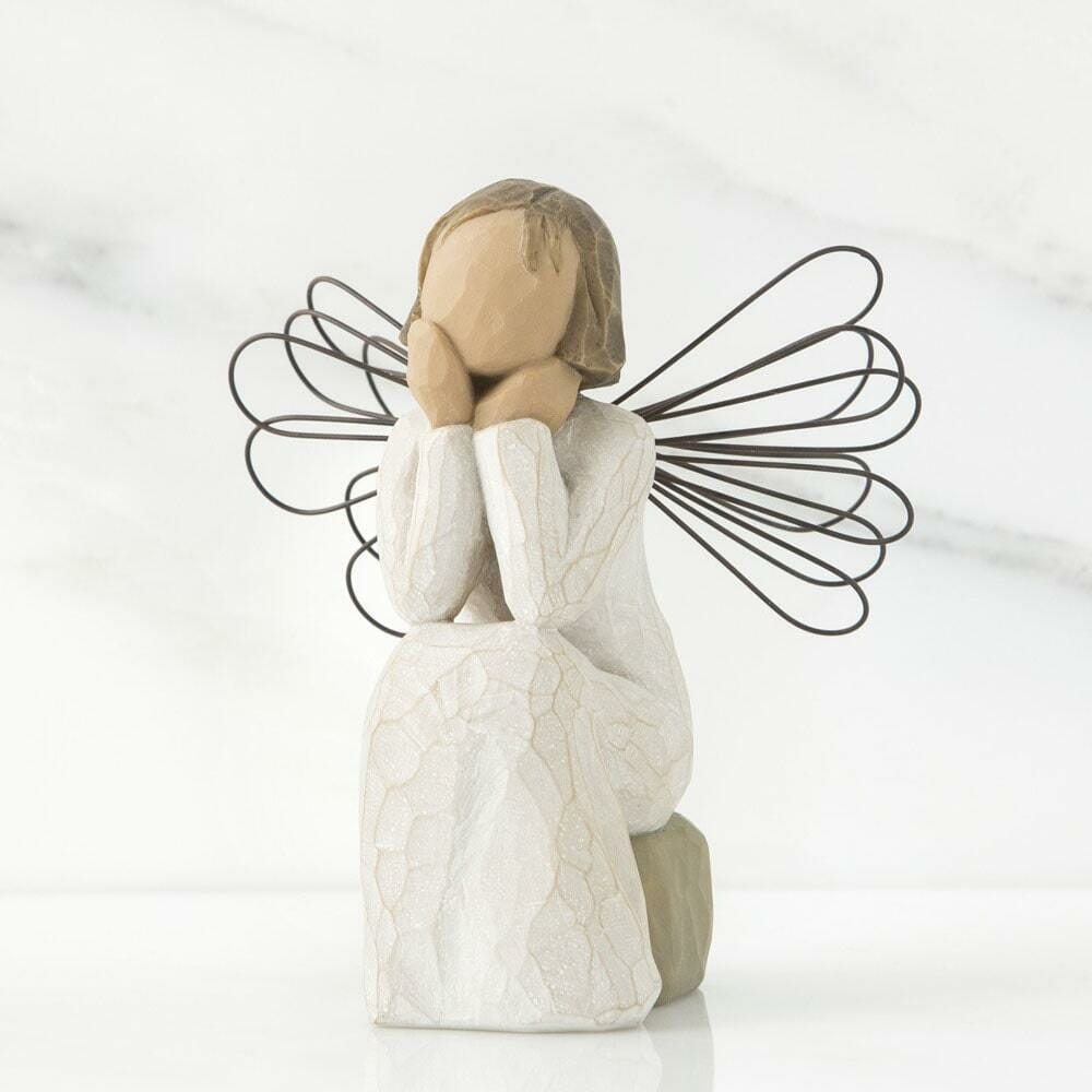 WILLOW TREE - ANGEL OF CARING 26079