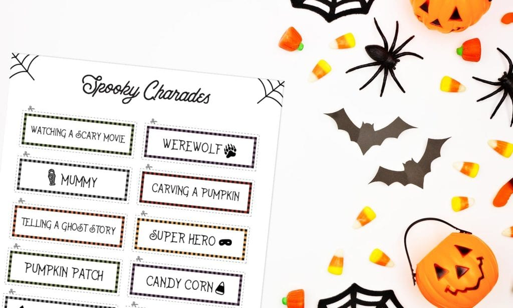 picture relating to Free Printable Halloween Games for Adults identified as Free of charge Printable Halloween Game titles for Children and Grownups!