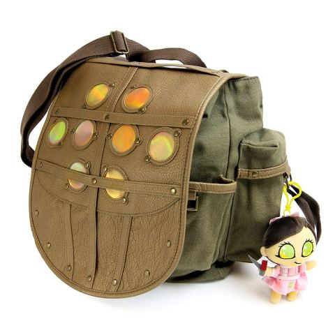 The Coop Bioshock Big Daddy Backpack
