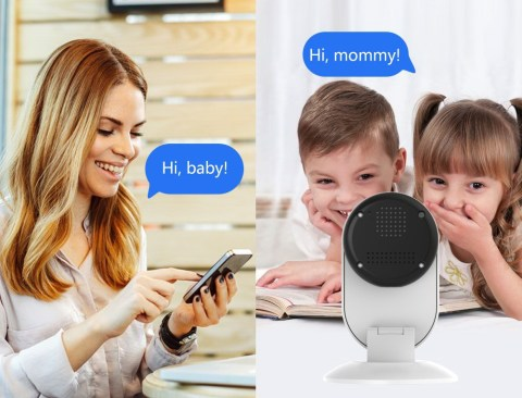 SAFEVANT Wireless Security Camera